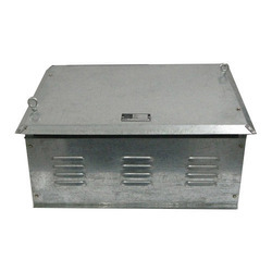 Punched Steel Grid Resistance Box