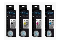 Neha Canon GI-490 Ink Cartridges