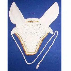 Fancy Horse Ear Bonnet