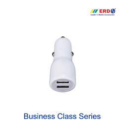 CC 75 BC Dual USB Dock Car Charger