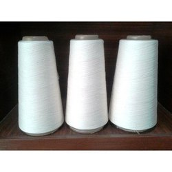 6/6 UV Clean Plain White Cotton Yarn Cones