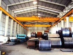 Crane VFD Panel