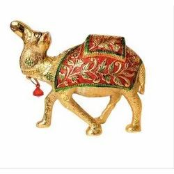 Antique Mid Camel Statue
