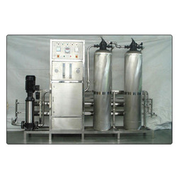 1000 LPH Commercial RO Plant