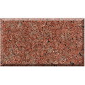 Sindoor Red Granite Stone For Flooring, Thickness: 5-10mm