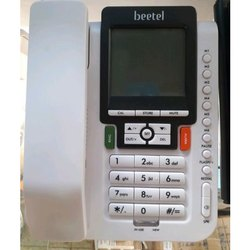 Beetel White Telephone Instruments, Model Name/Number: X-71, Packaging Type: Box