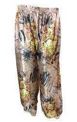 Casual Party Wear Floral Printed Palazzo Pants