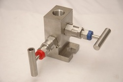 2 Way T- Type Manifold Valves
