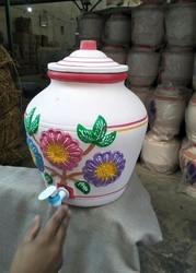 Fancy Clay Pot