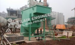 Labour Camp Sewage Treatment Plant