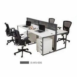 IS-WS-006 Modular Office Workstation