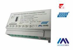 8 Channel Fieldbus Temperature Transmitter