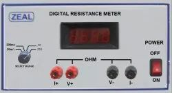 Digital Low Resistance Meter