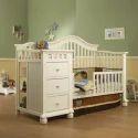 White Foam Designer Kids Storage Cot, Warranty: 2 Year