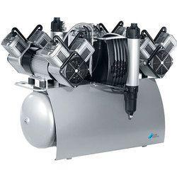 Dental Air Compressors Quattro Tandem