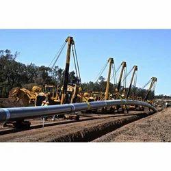 CS Pipeline Laying Work