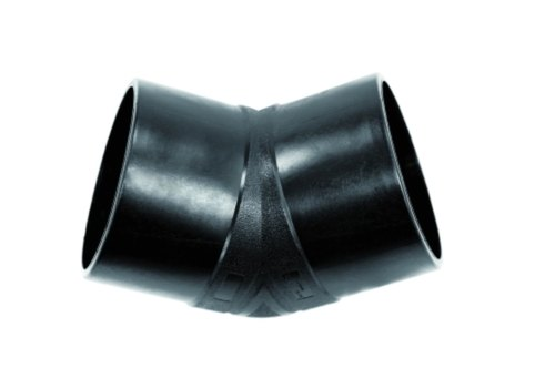 45 Degree HDPE Pipe Elbow