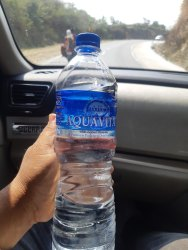 Aquavita 1 L Premium Packaged Drinking Water Bottle