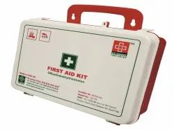 Fabric SJF P4 First Aid Kit, Packaging Type: Box