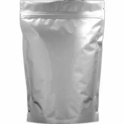 Silver Packaging Pouch