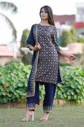 Ladies Designer Kurtis With Pant