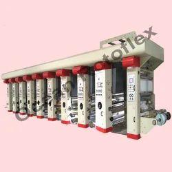 Aluminium Foil Rotogravure Printing Machine