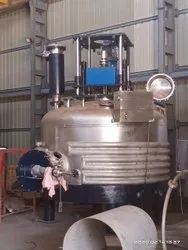 Used Agitated Nutsche Filter Dryer