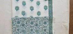 Vinayakam Exports Jaipuri Hand Block Print Kurti and Palazzo Set Fabric