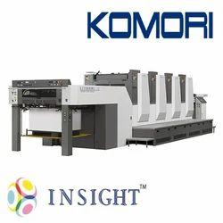 Offset Printing Machines in Ahmedabad, ऑफसेट प्रिंटिंग