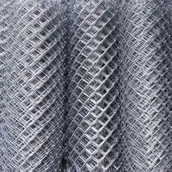 SS Chain Link Mesh Fencing