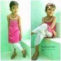 Pink Baby Girl Kurti