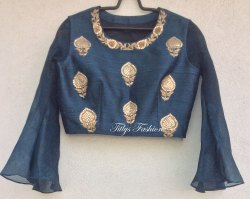 Hand Embroidery Blouse