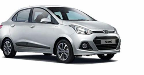 White Hyundai Xcent Car Pinnacle Hyundai Id 16896755791