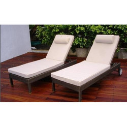 Swimming Poolside Lounger Chair