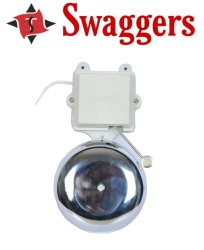 Swaggers Gong Bell 6 Inch