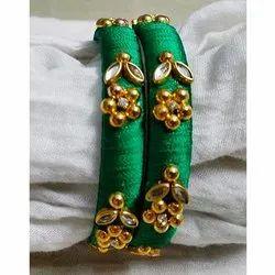 Green Silk Kade