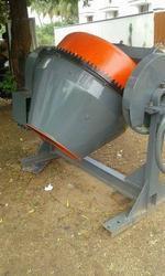Concrete Mixer - Bed Type With Extra Heavy Duty Drum