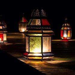 Dar Fes Medium Lamp
