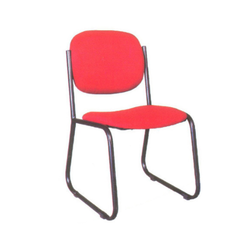 Visitor Cushioned Fix Type Chair