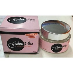 Herbal Base Glow Plus Pink Cream, Type Of Packaging: Box