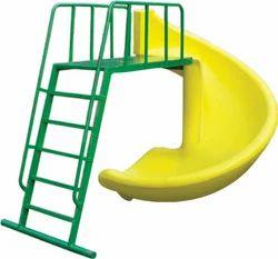 Round Metal Slide