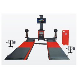 Genie 3D Elite SCL Wheel Alignment Scissor Lift