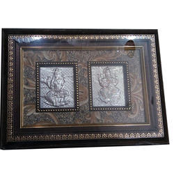 Laxmi Ganesh Photo Frame