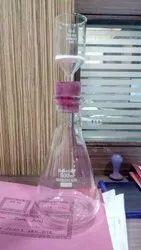Apparatus for Solubility In Tri-Chloro Ethylene