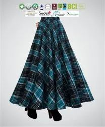 Cotton Made in Africa Ladies Skirts