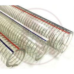 Reinforced Thunder Pipe Hose, Size: 1/2-1inch