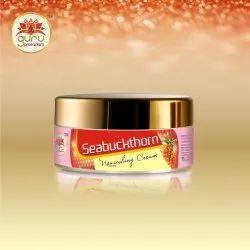 GURU PRASADAM Damage Repair Seabuckthorn Nourishing Cream, Packaging Size: 0.20 Kg