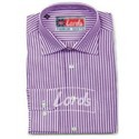 Formal Stripes Shirt Executive Style  Best Cut-fit & Stitch