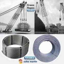 Usha Martin Crane Wire Rope