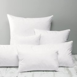 White Sublimation Pillow Cover